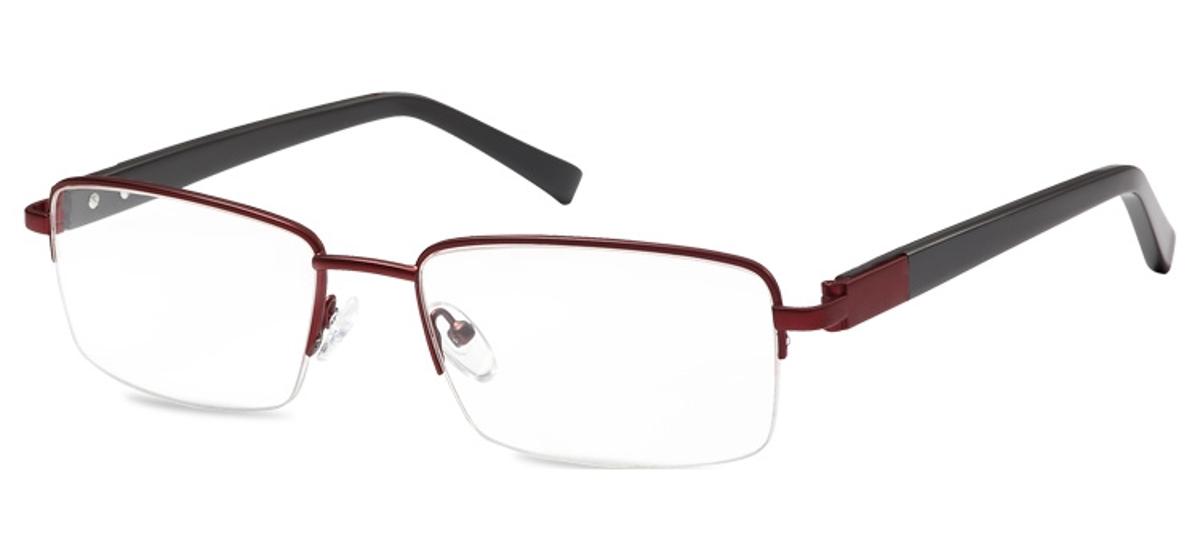 lunettes de vue ExperOptic Maglev Bordeaux