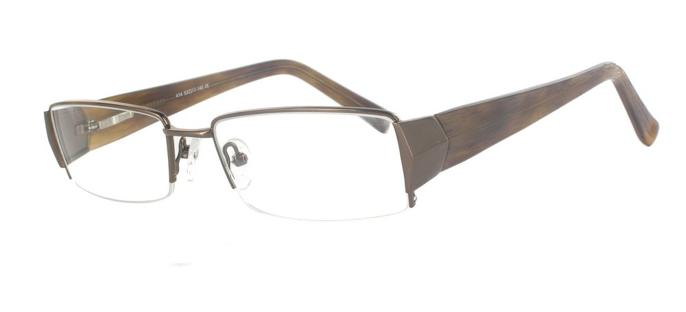 Lunettes color�es Hastings Caf�