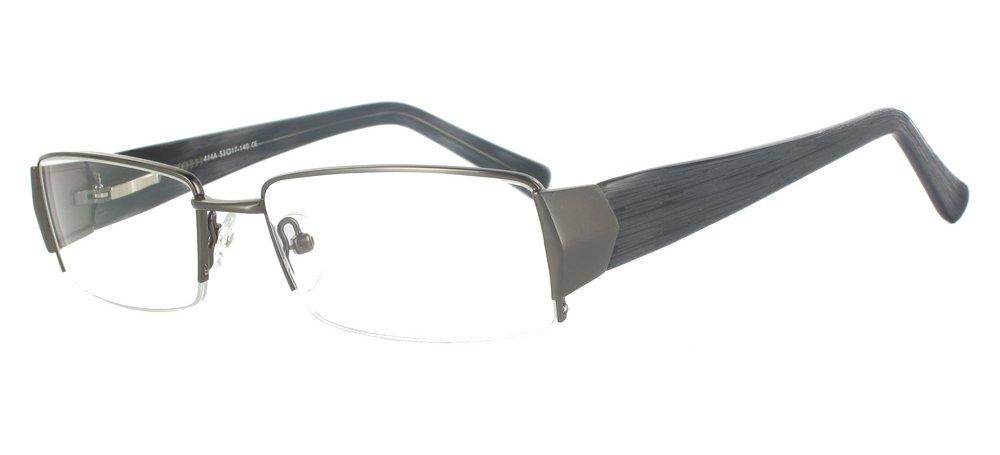 lunettes de vue ExperOptic Hastings Gun Noir