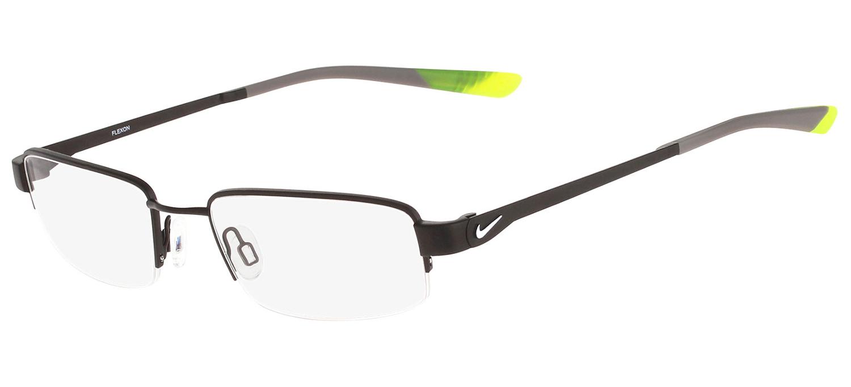 Nike NI4271-005 Noir jaune electrique T53