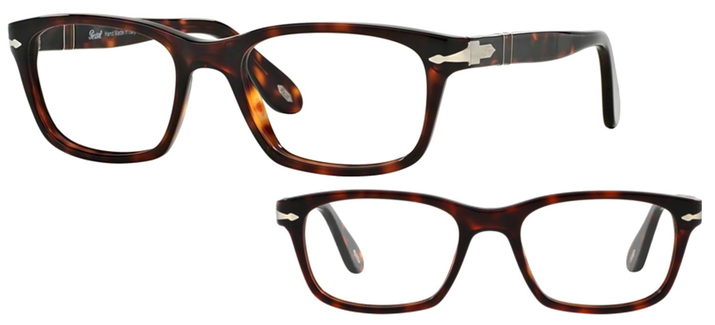 lunettes de vue Persol PO3012V-24 Havane