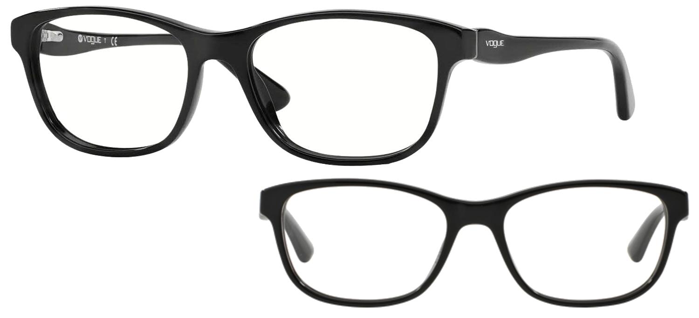 lunettes de vue Vogue VO2908-W44 Noir