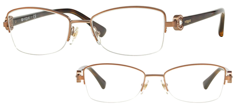 lunettes de vue Vogue VO3985-756S Rose