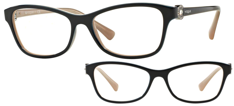 lunettes de vue Vogue VO5002B-2350 Bleu nuit