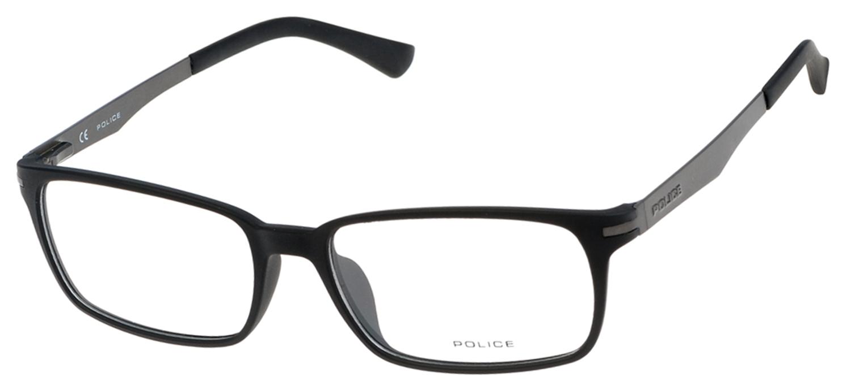 lunettes de vue Police V1975-0U28 Noir et Gun