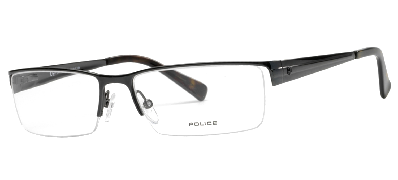 lunettes de vue Police V8225-0568 Gun Gun T57