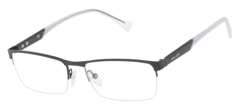 lunettes de vue Police VPL049-0531 T54 Noir Noir