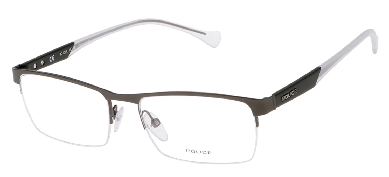 lunettes de vue Police VPL049-0627 T54 Gun Noir
