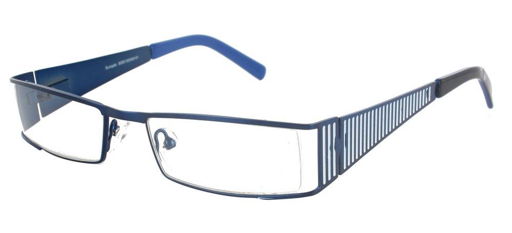 lunettes de vue ExperOptic Bridge Bleu Blanc