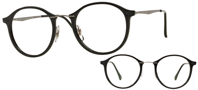 ray ban lunette de vue optic 2000