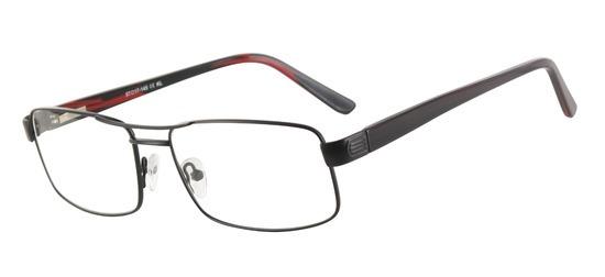 lunettes de vue ExperOptic Braddy Noir mat