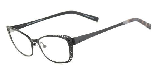 lunettes de vue ExperOptic Mutine Noir
