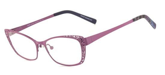 lunettes de vue ExperOptic Mutine Rose