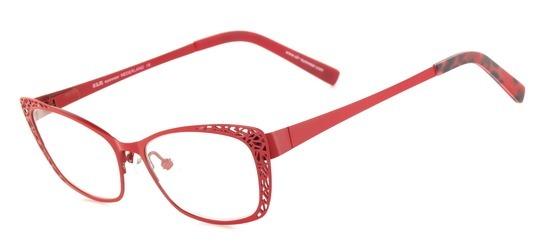 lunettes de vue ExperOptic Mutine Rouge