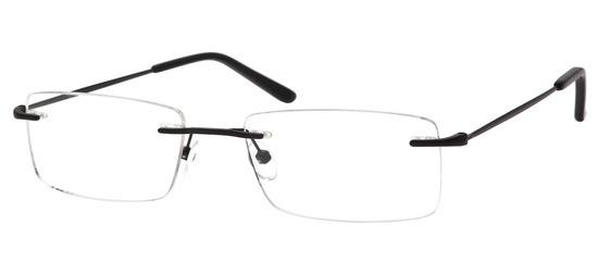 lunettes de vue ExperOptic Flinnton Noir