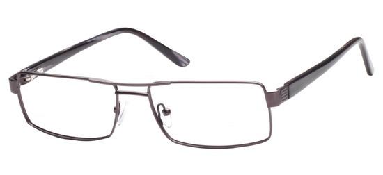 lunettes de vue ExperOptic Braddy Noir