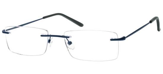 lunettes de vue ExperOptic Flinnton Bleu