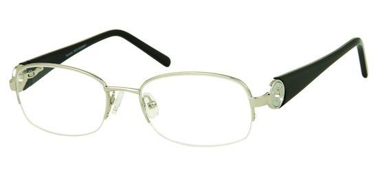 lunettes de vue ExperOptic Hanoura Argent