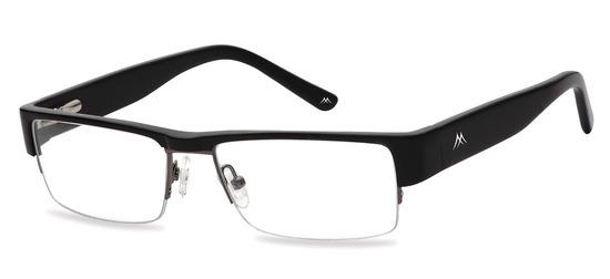 lunettes de vue ExperOptic Lawman Noir