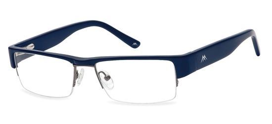lunettes de vue ExperOptic Lawman Bleu