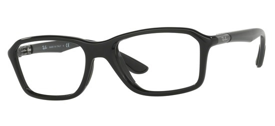 lunettes de vue Ray-Ban RX8952-5603 T53 Noir