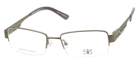 lunettes de vue ExperOptic Titwann Marron Mat