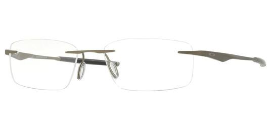 lunettes de vue Oakley OX5118-01 T53 Wingfold Gris bronze