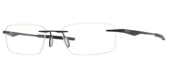 lunettes de vue Oakley OX5118-02 T53 Wingfold Noir