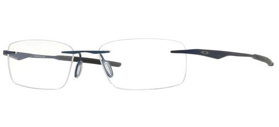lunettes de vue Oakley OX5118-04 T53 Wingfold Bleu