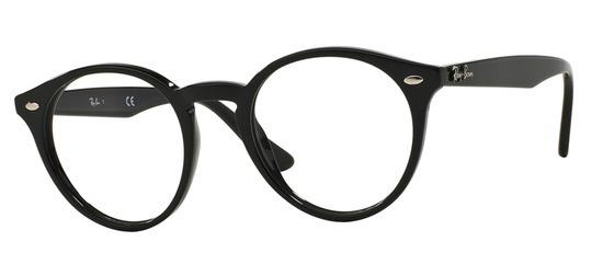 lunettes de vue Ray-Ban RX2180V-2000 Noir