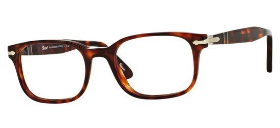lunettes de vue Persol PO3118V-24 Havane