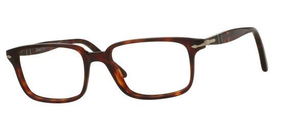 lunettes de vue Persol PO3013V-24 Havane