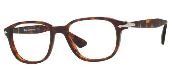 lunettes de vue Persol PO3145V-24 Havane