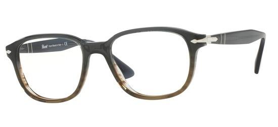 lunettes de vue Persol PO3145V-1012 Gris vert