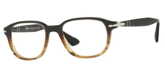 lunettes de vue Persol PO3145V-1026 Marron degrade