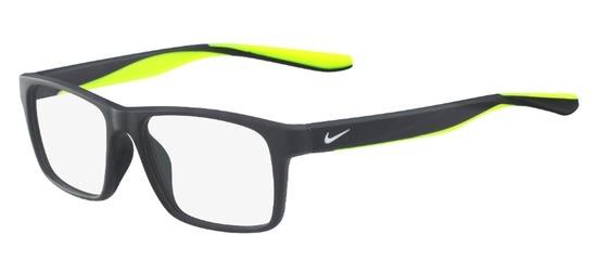 lunettes de vue Nike NI7101-060 T53 Anthracite Volt