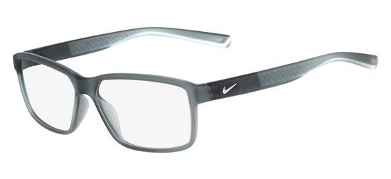 lunettes de vue Nike NI7092-068 T55 Gris clair