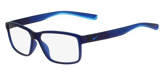 lunettes de vue Nike NI7092-405 T55 Bleu