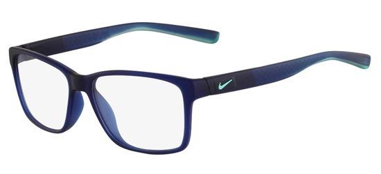 lunettes de vue Nike NI7091-411 T54 Bleu Obsidienne