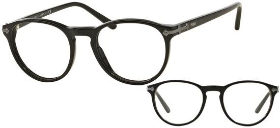 Ralph Lauren PH2150-5001 T49 Noir