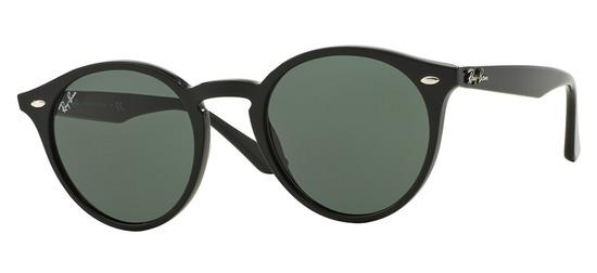 lunettes de soleil Ray-Ban RB2180-601 T49 Noir