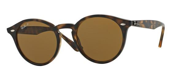 lunettes de soleil Ray-Ban RB2180-710 T49 Ecaille