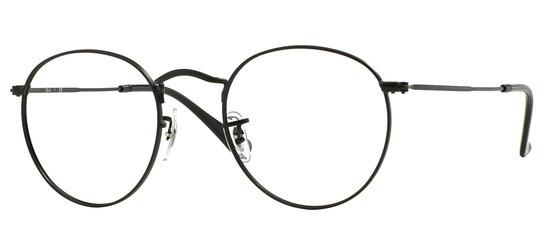 lunettes de vue Ray-Ban RX3447V-2503 Noir Mat