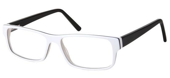lunettes de vue ExperOptic Whity Translu 139 Blanc