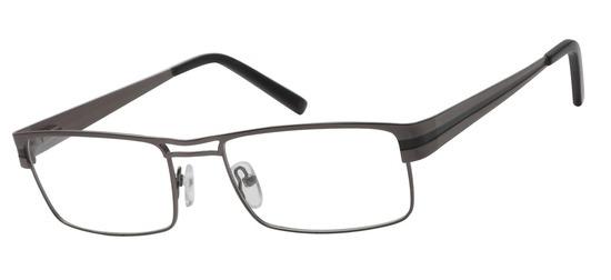 lunettes de vue ExperOptic Stuttgart Gun Noir