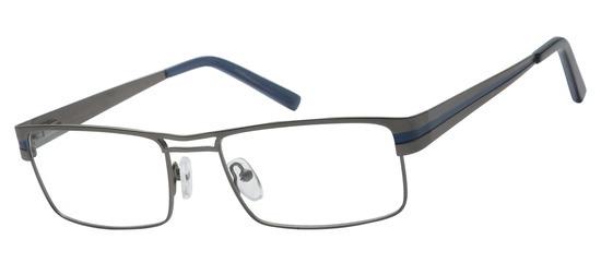 lunettes de vue ExperOptic Stuttgart Gun Bleu