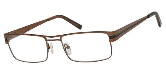lunettes de vue ExperOptic Stuttgart Marron noir