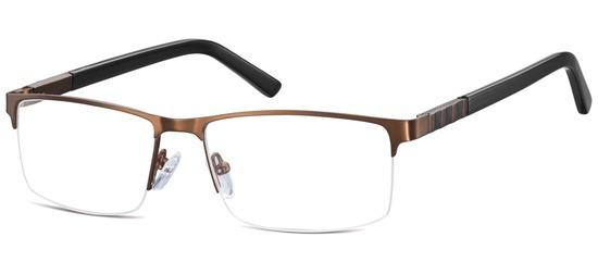 lunettes de vue ExperOptic Ludwig Marron