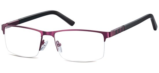 lunettes de vue ExperOptic Ludwig Violet