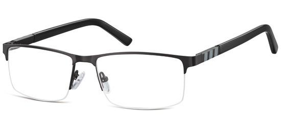 lunettes de vue ExperOptic Ludwig Noir gris